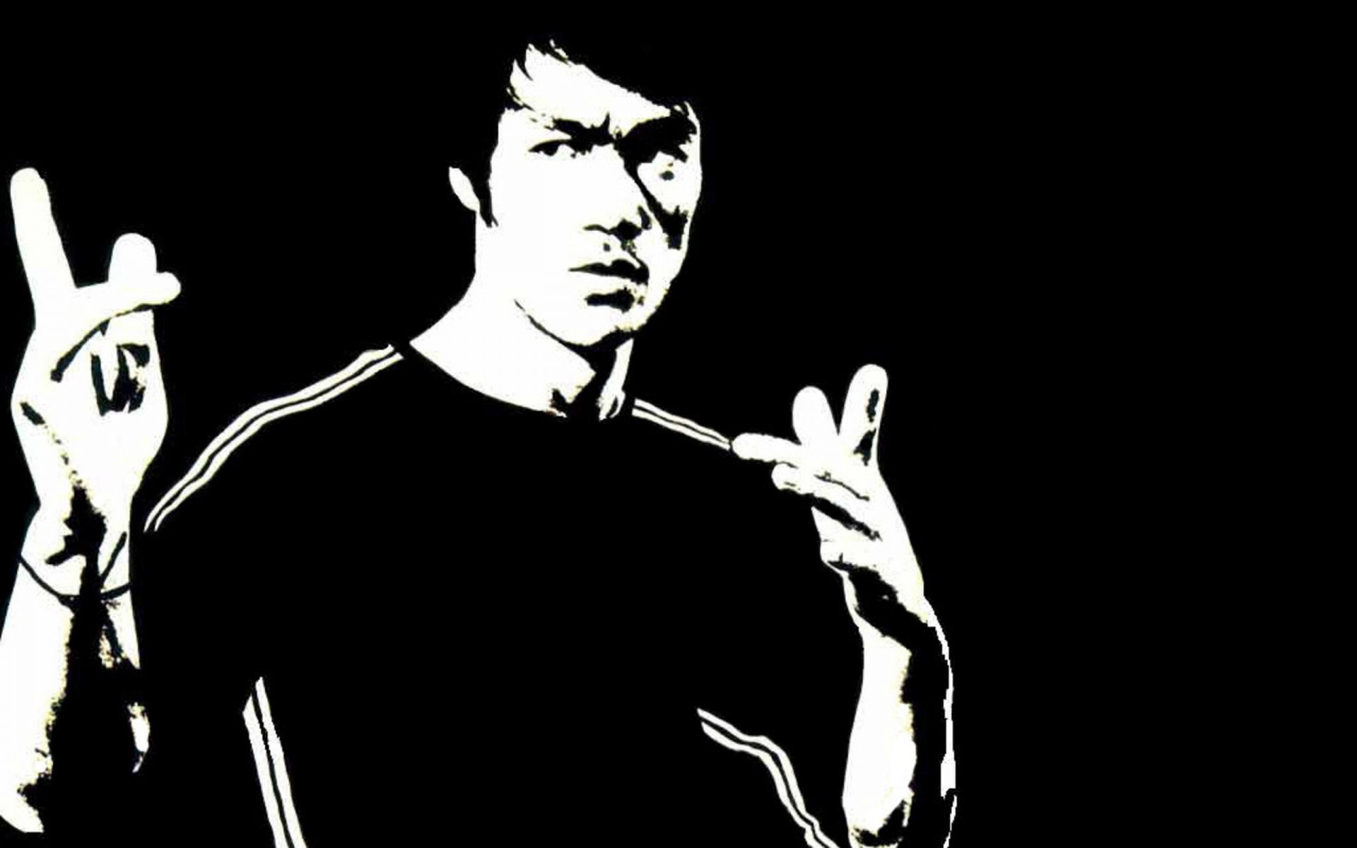 Bruce Lee Widescreen