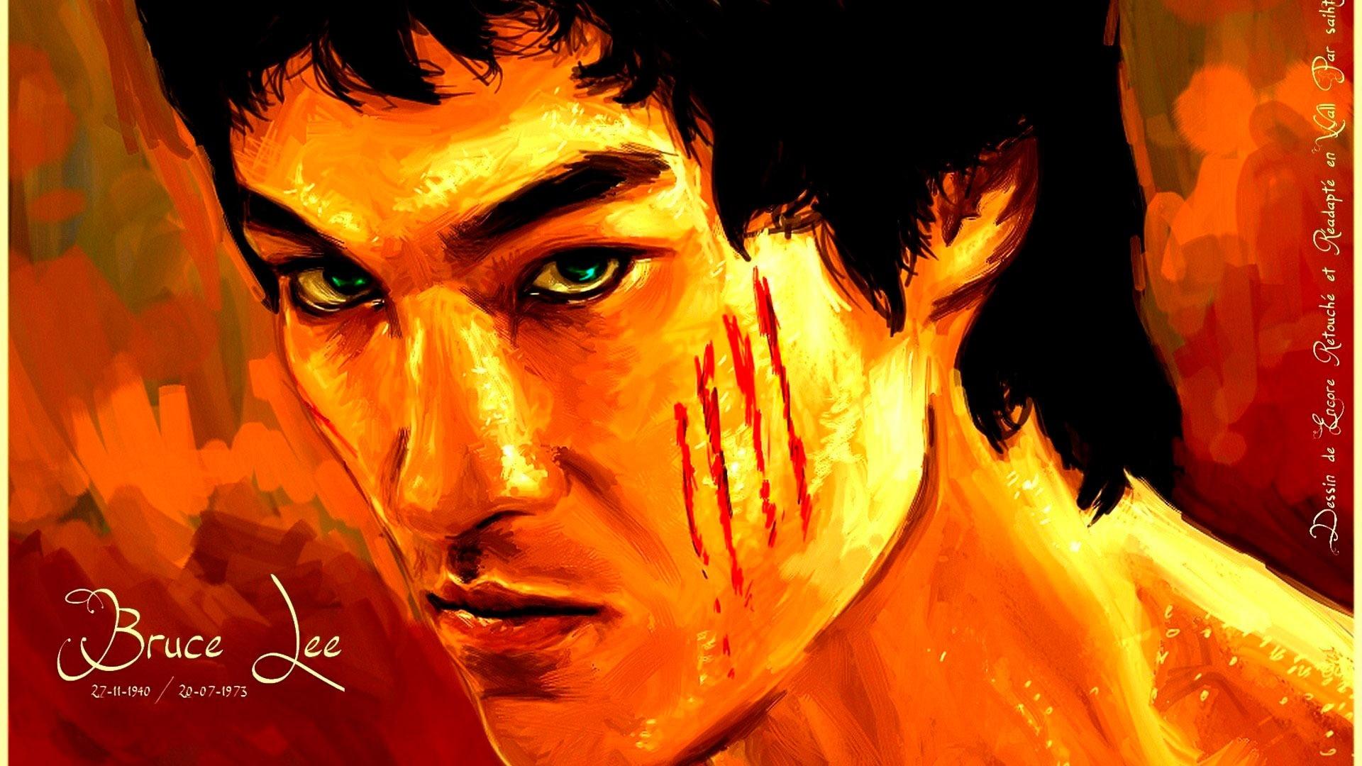 Bruce Lee For Desktop