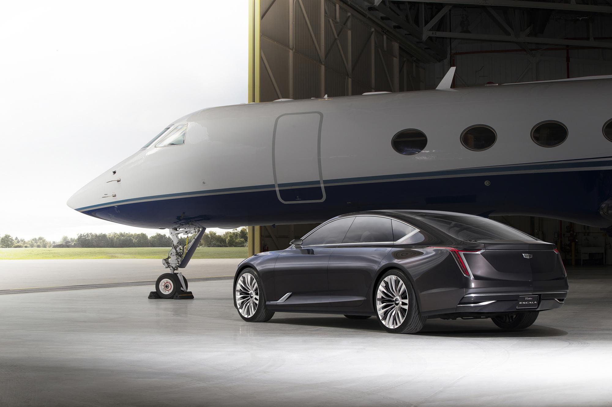 Cadillac Escala High Definition Wallpapers