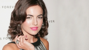 Camilla Belle Background