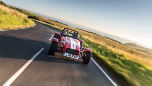 Caterham Seven 310 Background