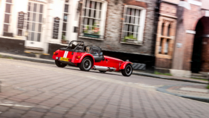Caterham Seven 310 HD Wallpaper