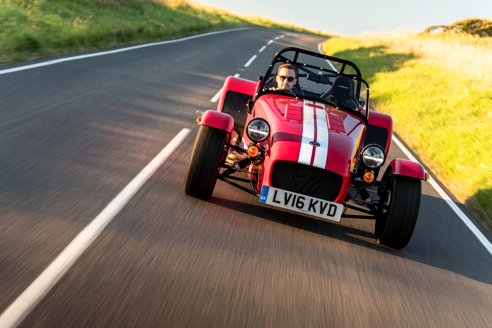 Caterham Seven 310 High Definition Wallpapers