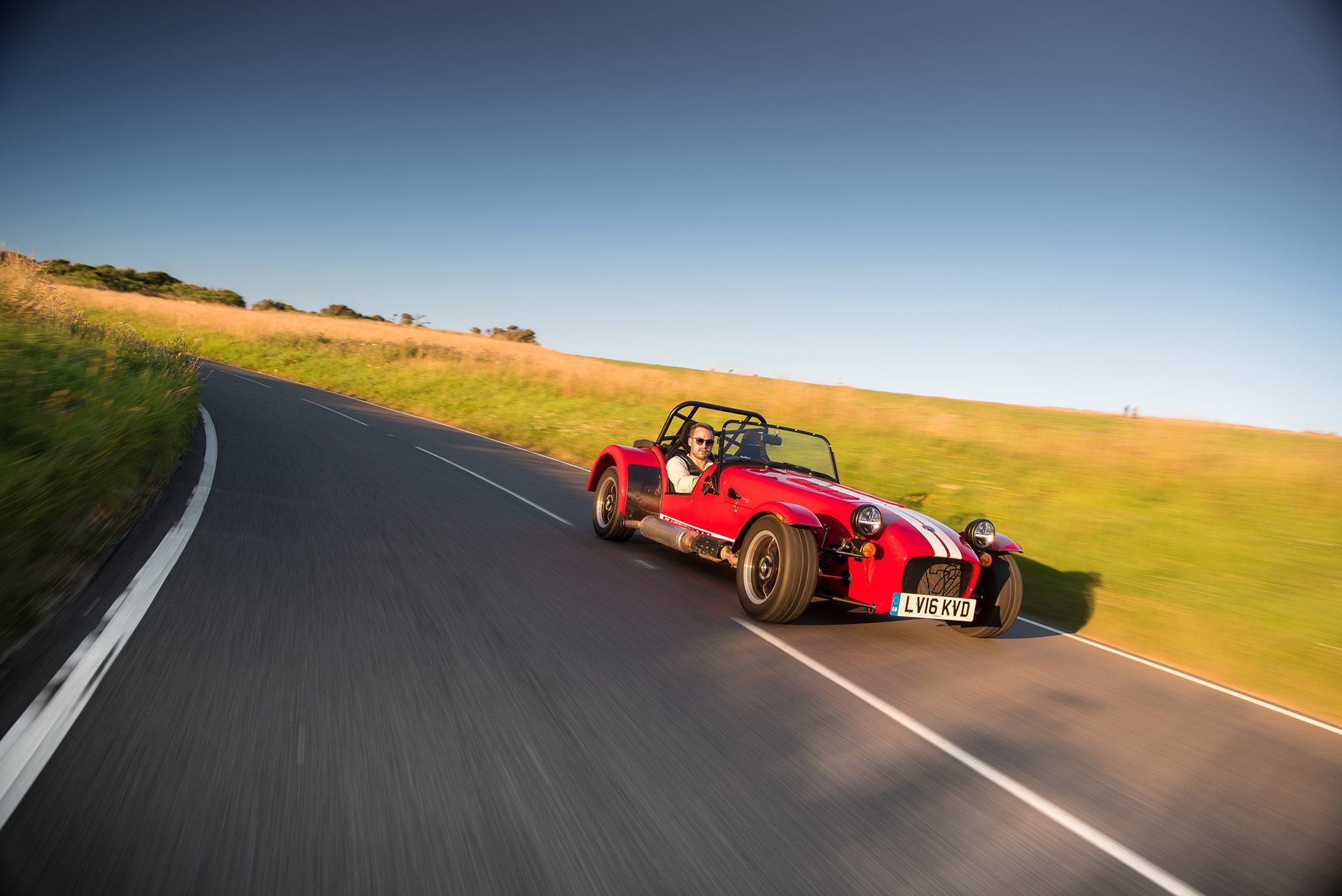 Caterham Seven 310 Photos