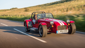 Caterham Seven 310 Pictures