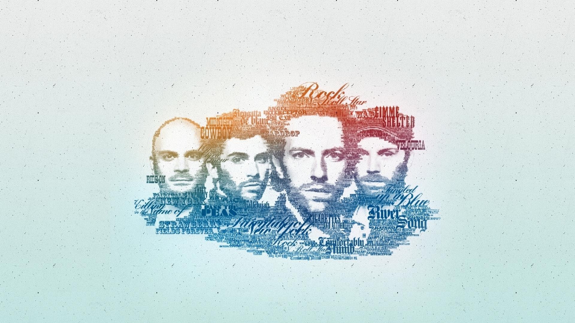 Coldplay Desktop