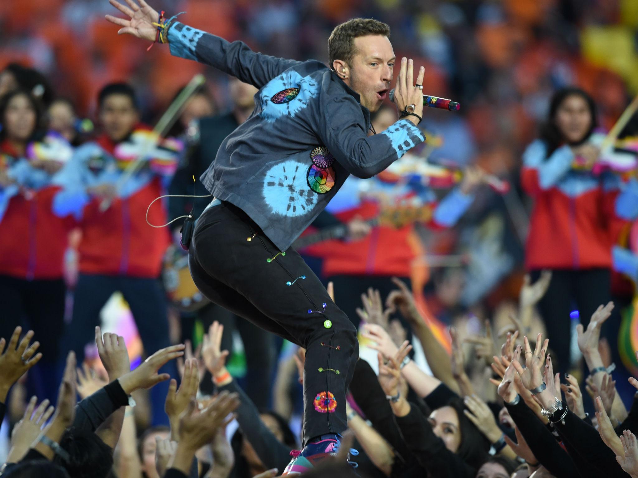 Coldplay HD Desktop