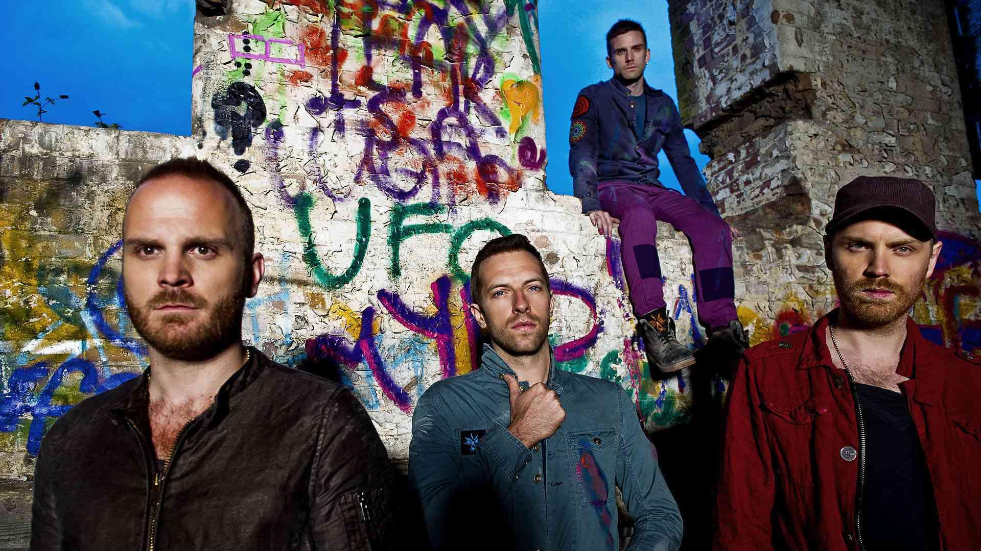 Coldplay HD Wallpaper