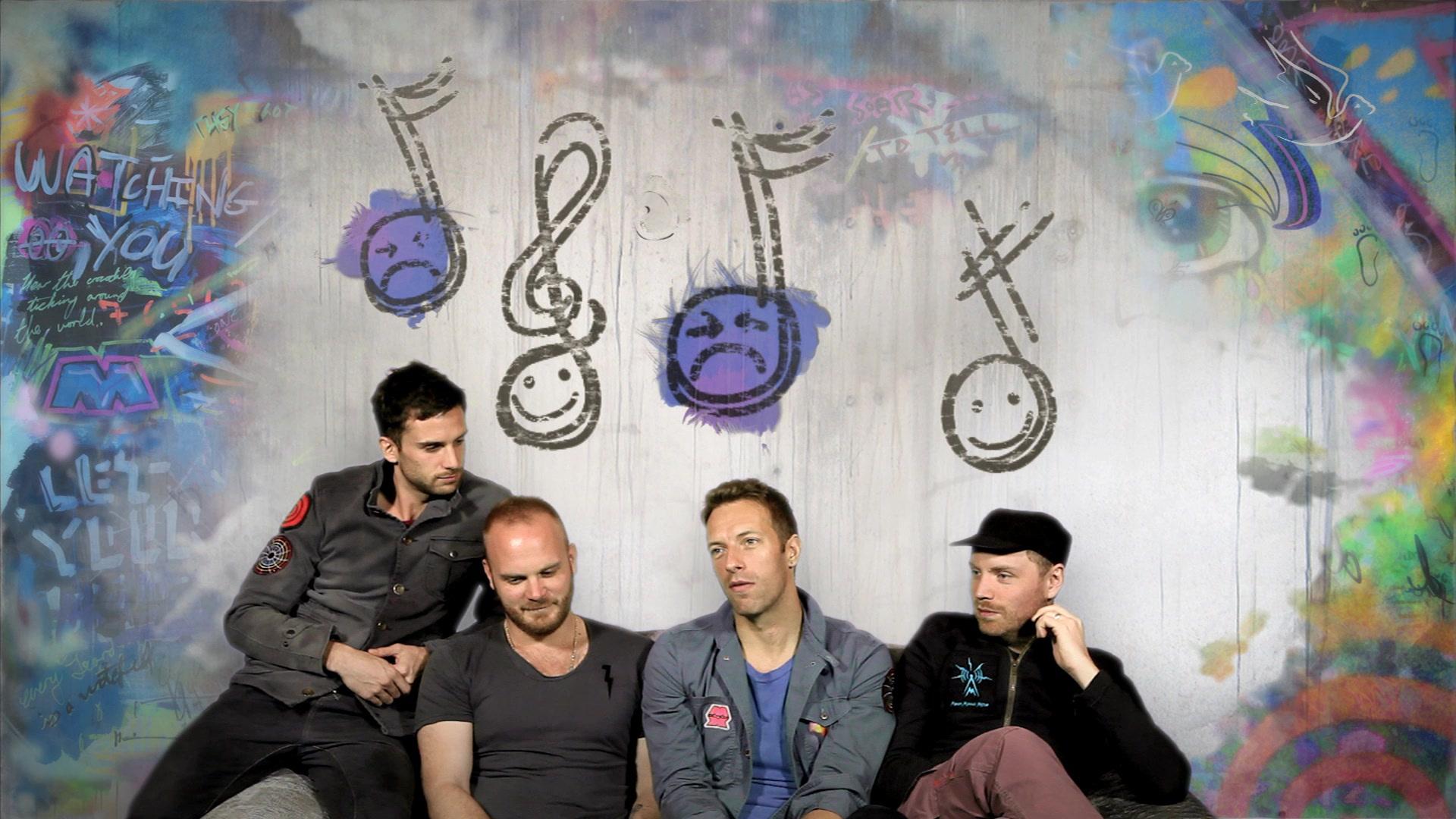 Coldplay Photos