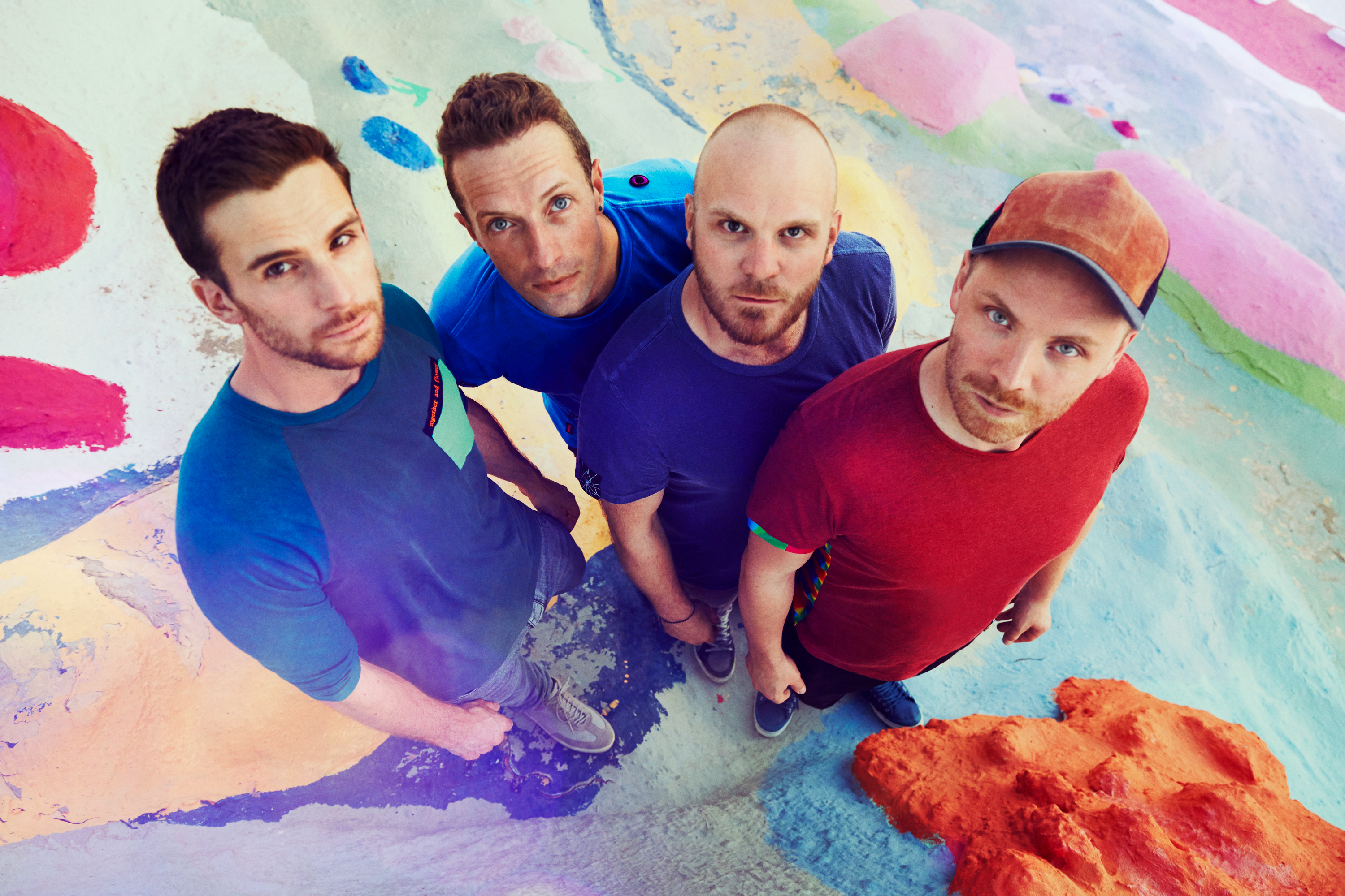 Coldplay Widescreen