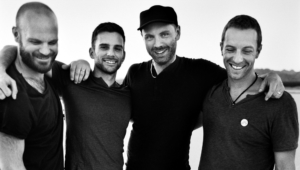 Coldplay For Desktop