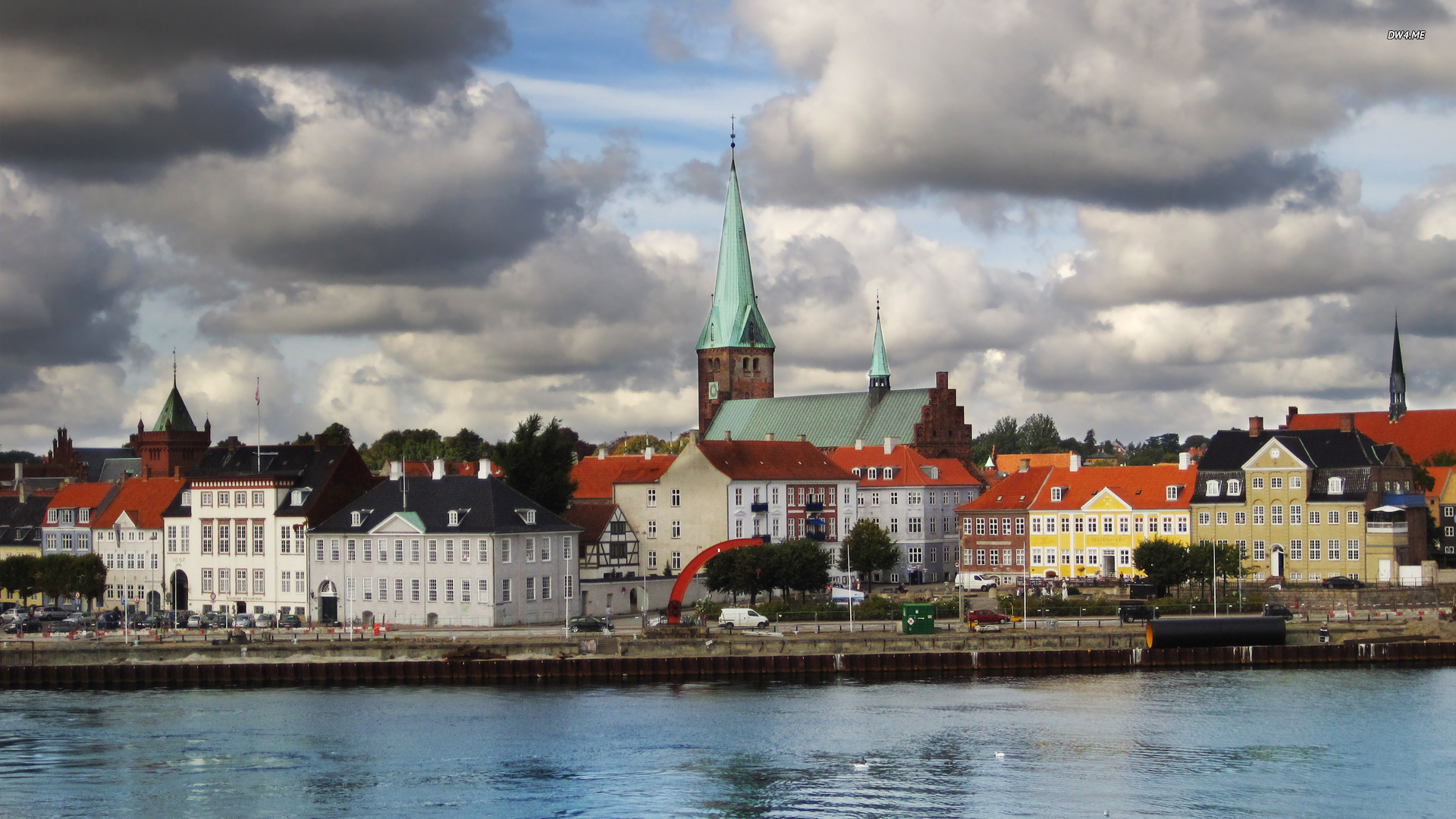 Copenhagen Background