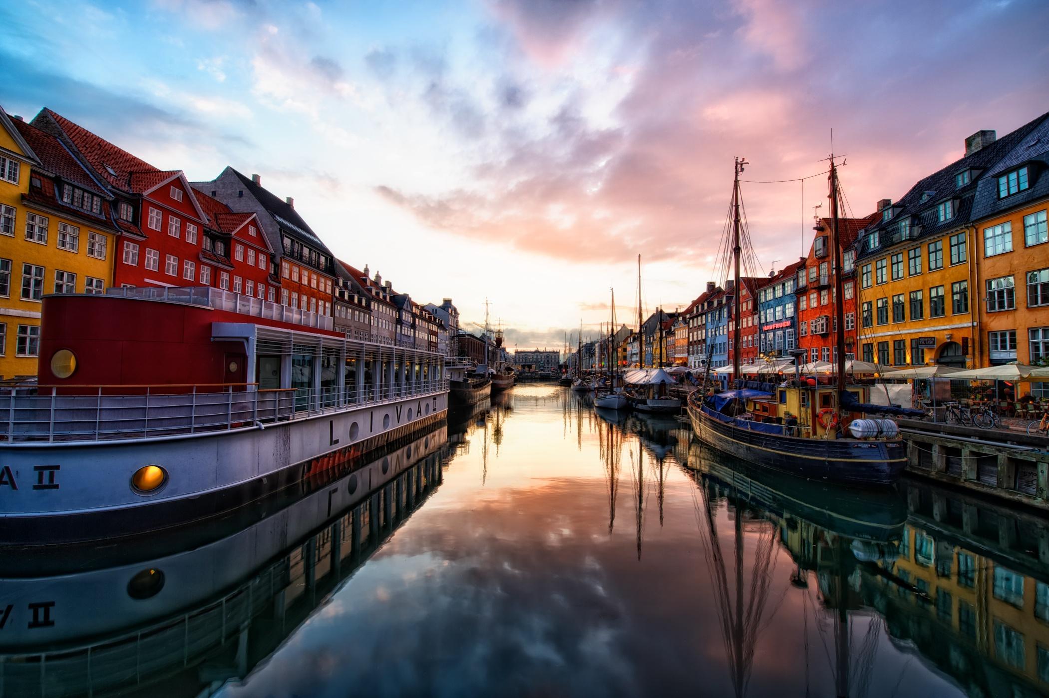 Copenhagen Desktop