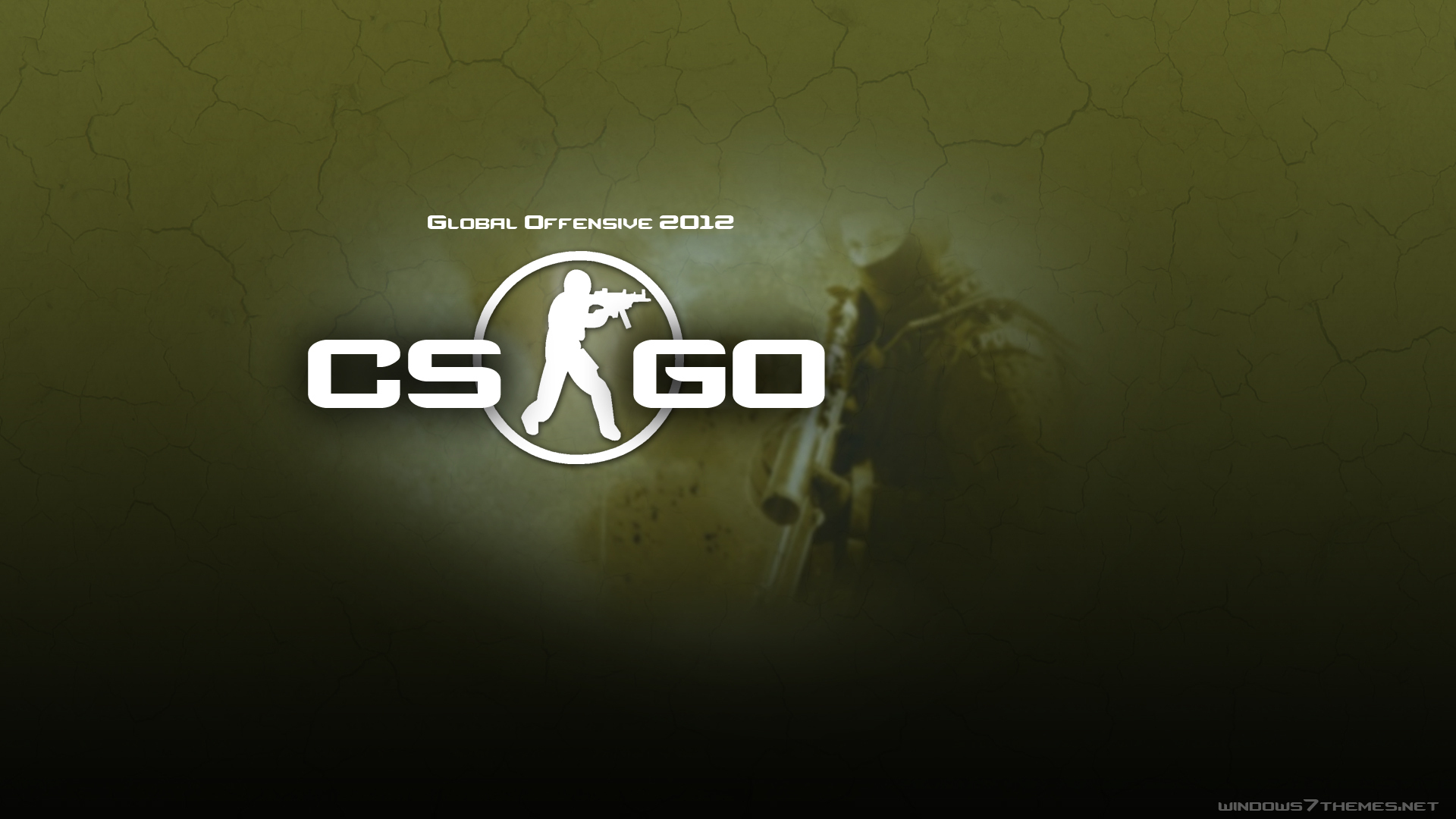 Counter Strike Global Offensive HD Desktop