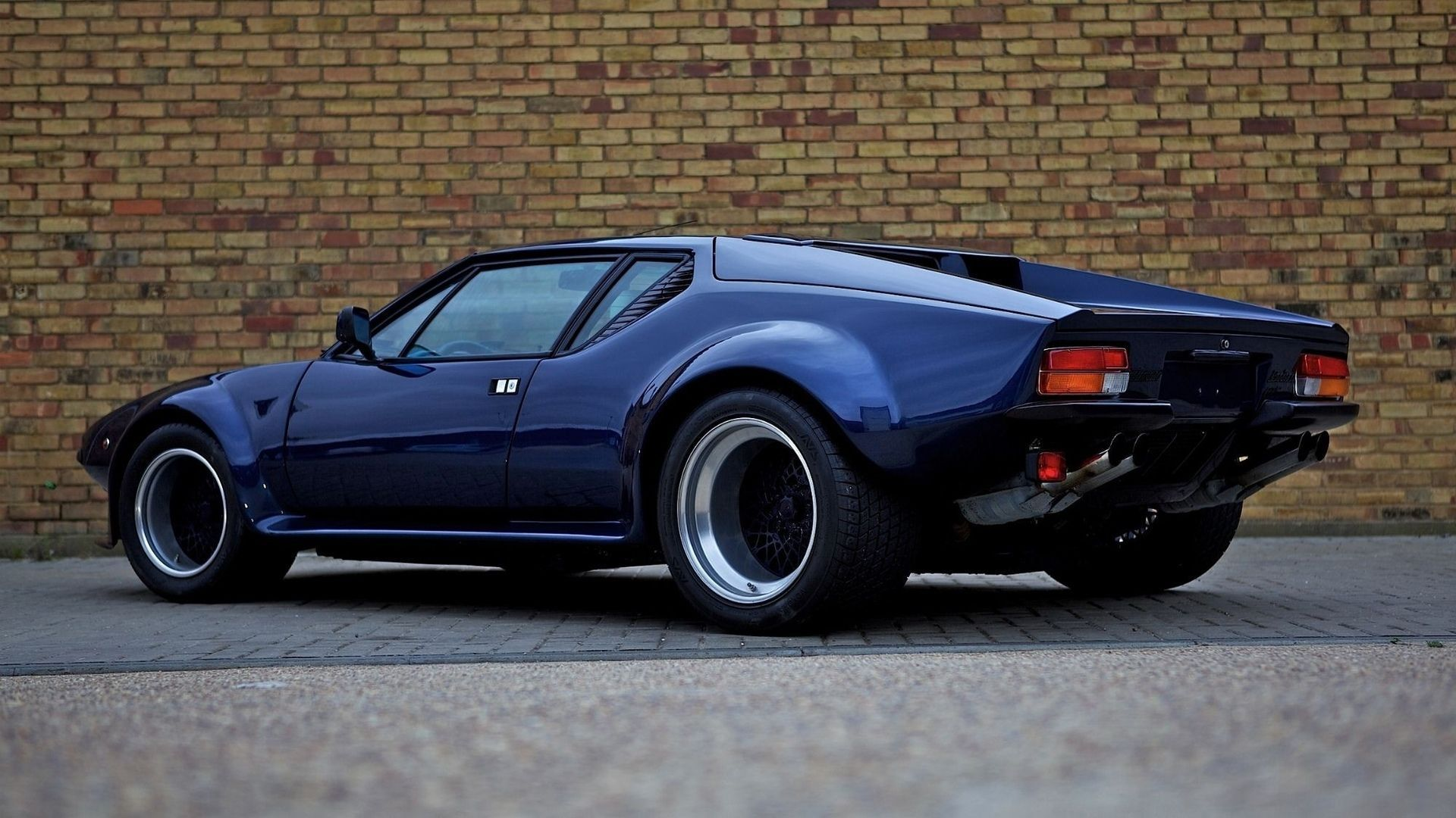 De Tomaso Pantera Wallpapers HD