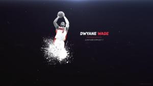Dwyane Wade 4K