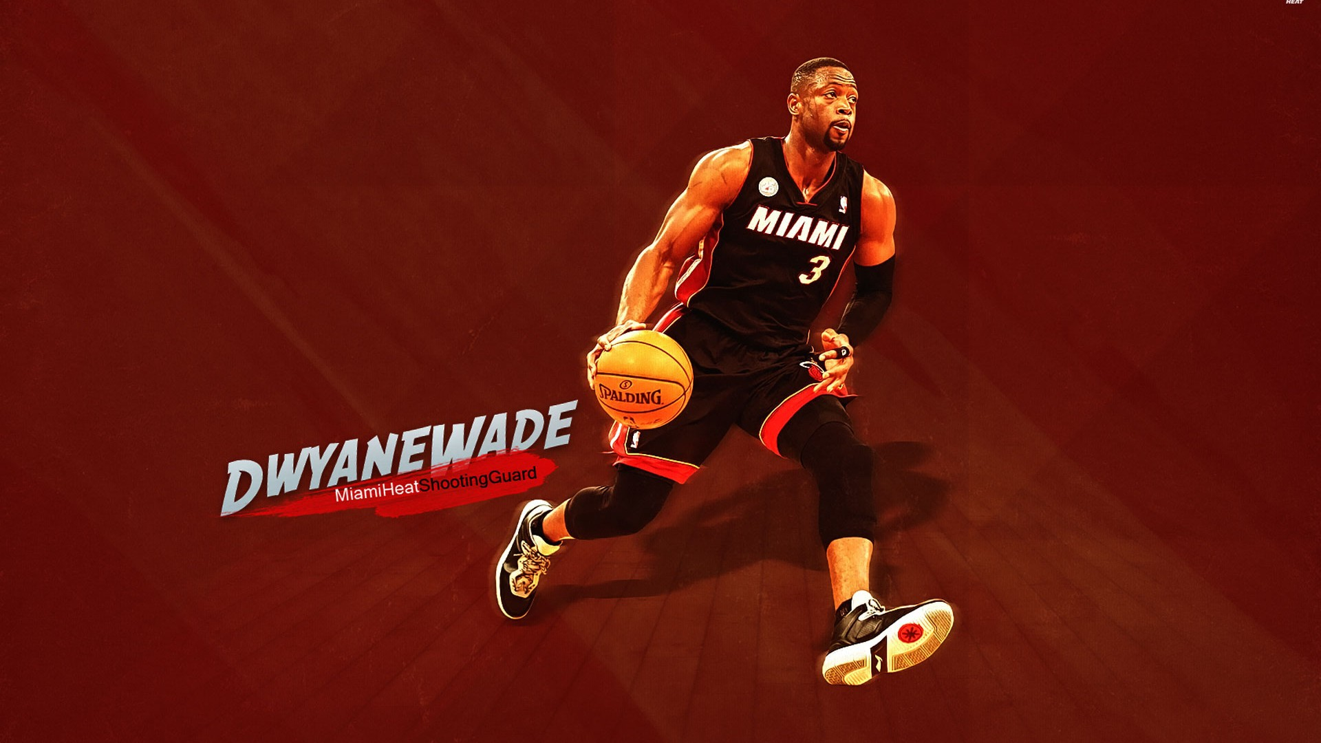 Dwyane Wade HD Wallpaper