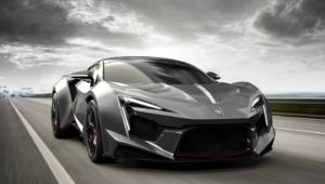 Fenyr SuperSport Wallpapers