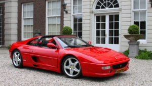 Ferrari F355 HD Wallpaper