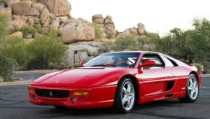Ferrari F355 Pictures
