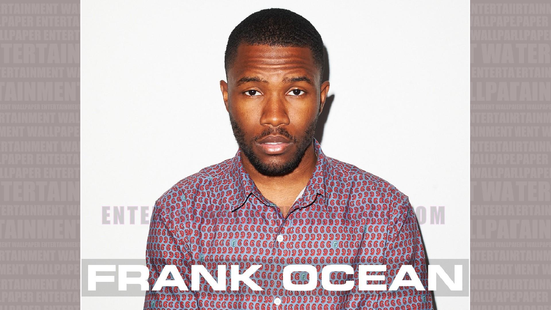 Frank Ocean Pictures