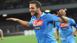 Gonzalo Higuain Background