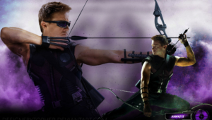 Hawkeye Background