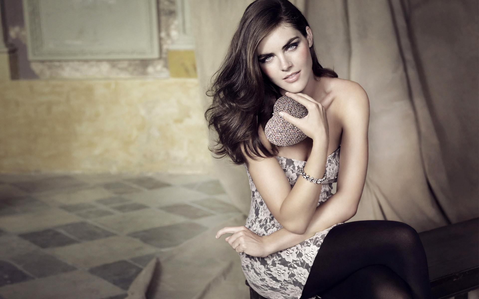 Hilary Rhoda HD Desktop