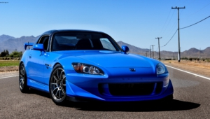 Honda S2000 Computer Wallpaper