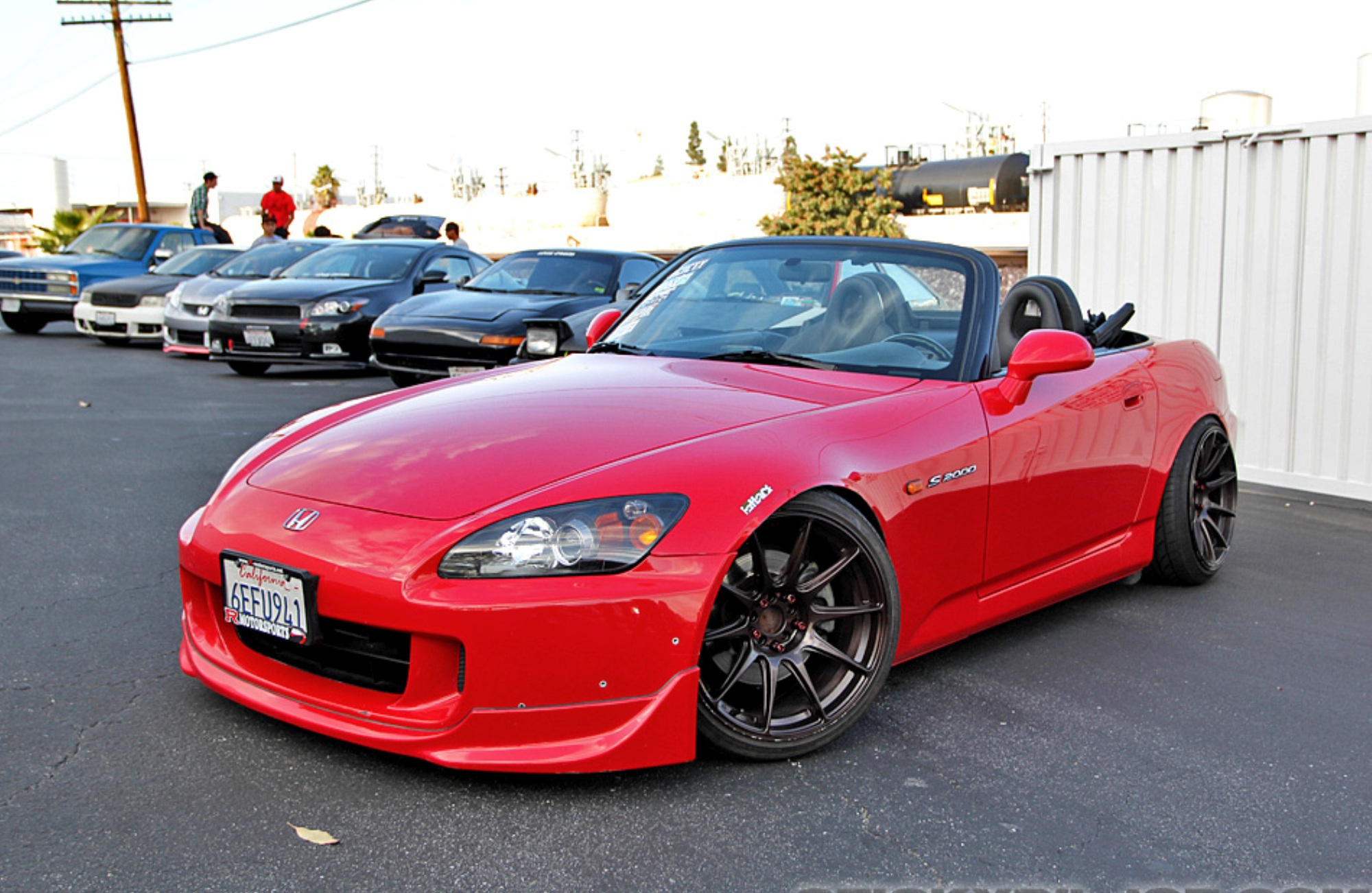 Honda S2000 HD Wallpaper