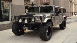 Hummer H1 Pictures