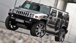 Hummer H2 Background