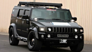 Hummer H2 High Definition Wallpapers
