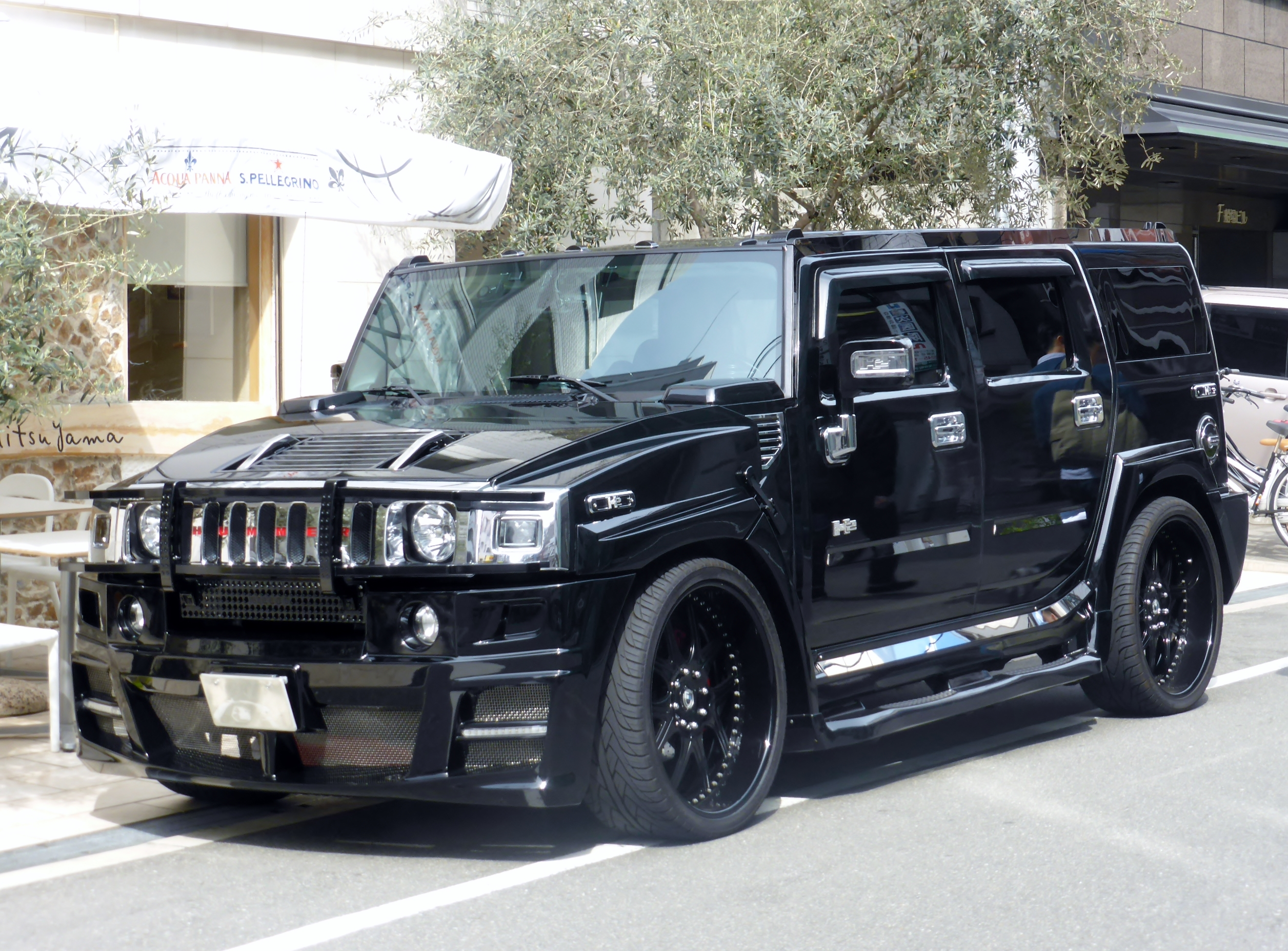 Hummer H2 Wallpapers HQ
