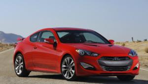 Hyundai Genesis Coupe Background