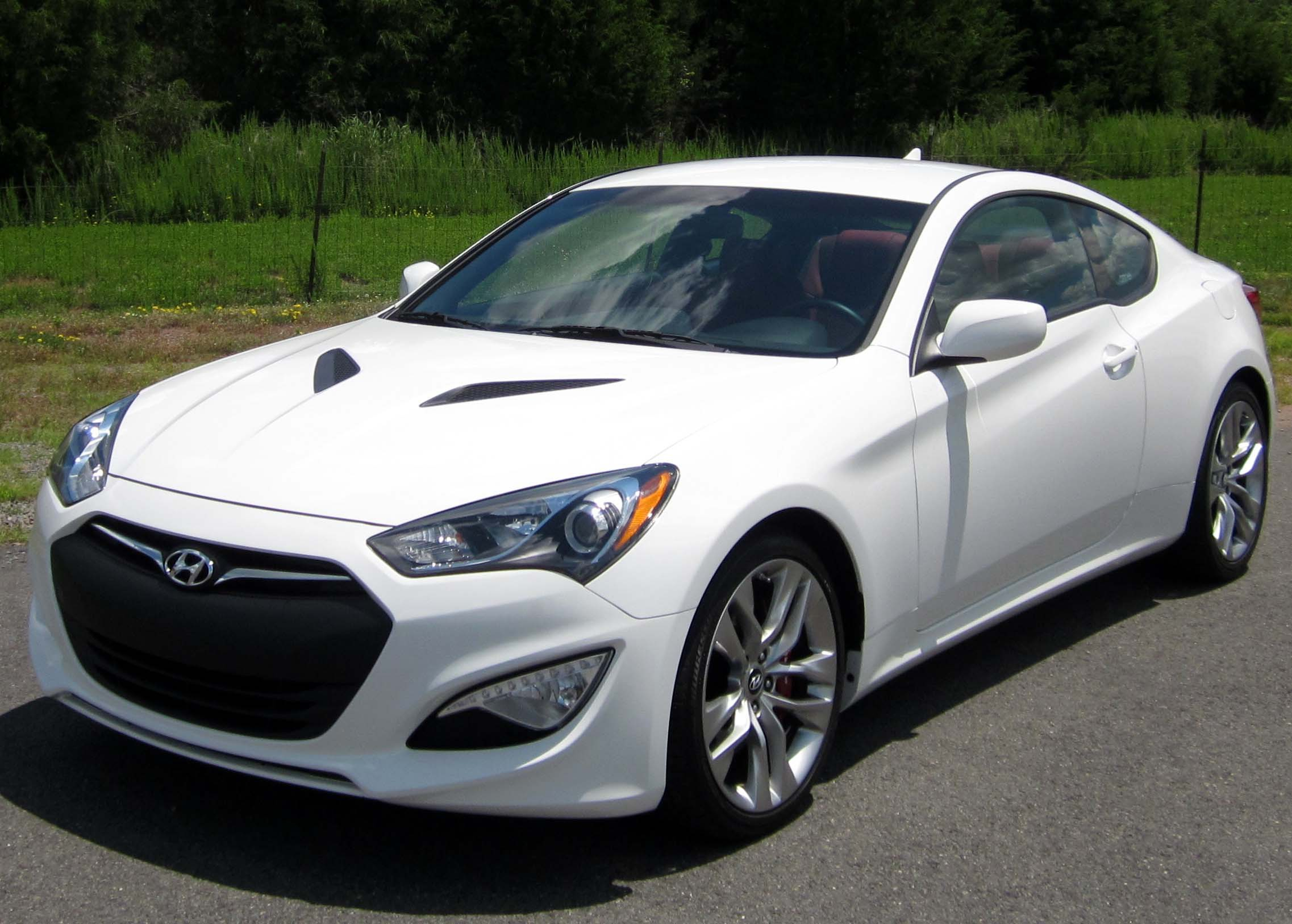 Hyundai Genesis Coupe Computer Wallpaper