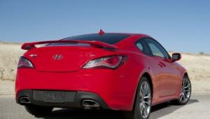 Hyundai Genesis Coupe HD Desktop