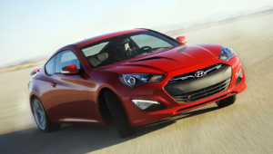 Hyundai Genesis Coupe HD Wallpaper
