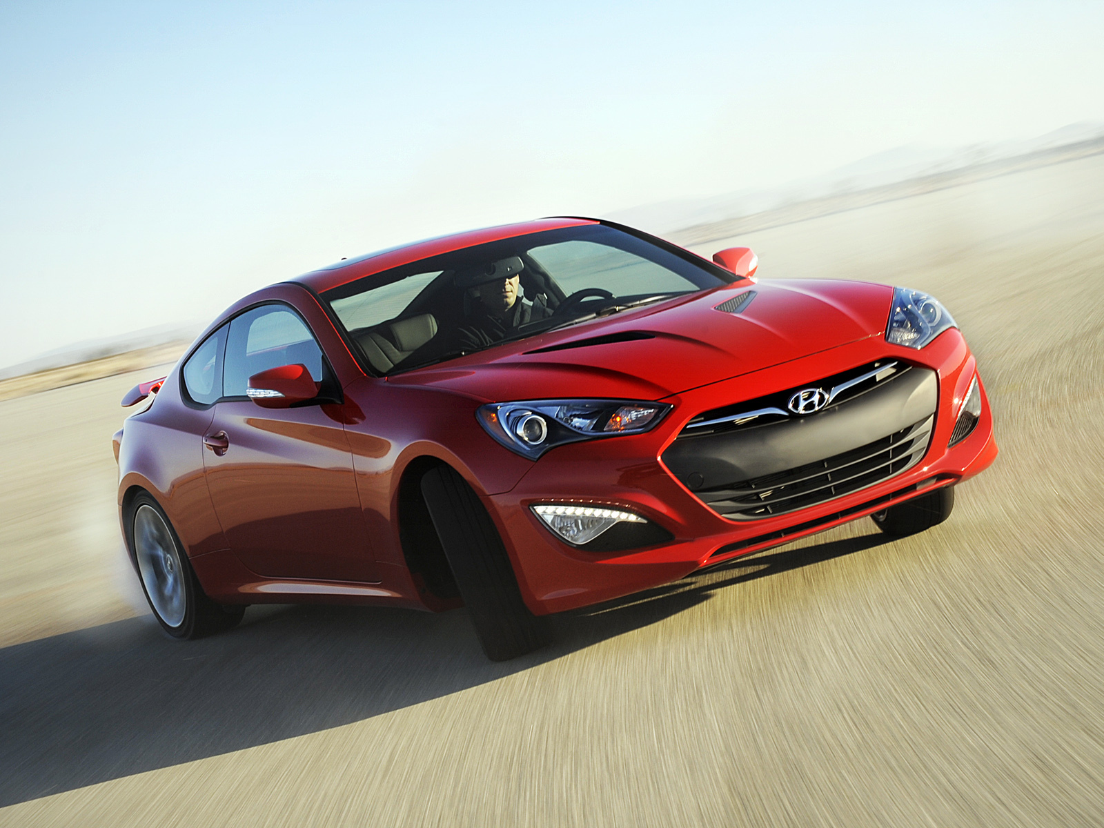 Hyundai Genesis Coupe HD Wallpaper