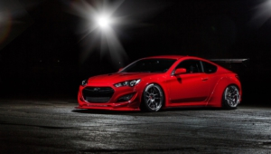 Hyundai Genesis Coupe Photos