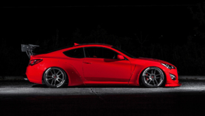 Hyundai Genesis Coupe Wallpapers