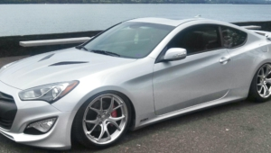Hyundai Genesis Coupe Wallpapers HD