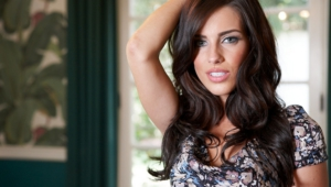Jessica Lowndes HD Background