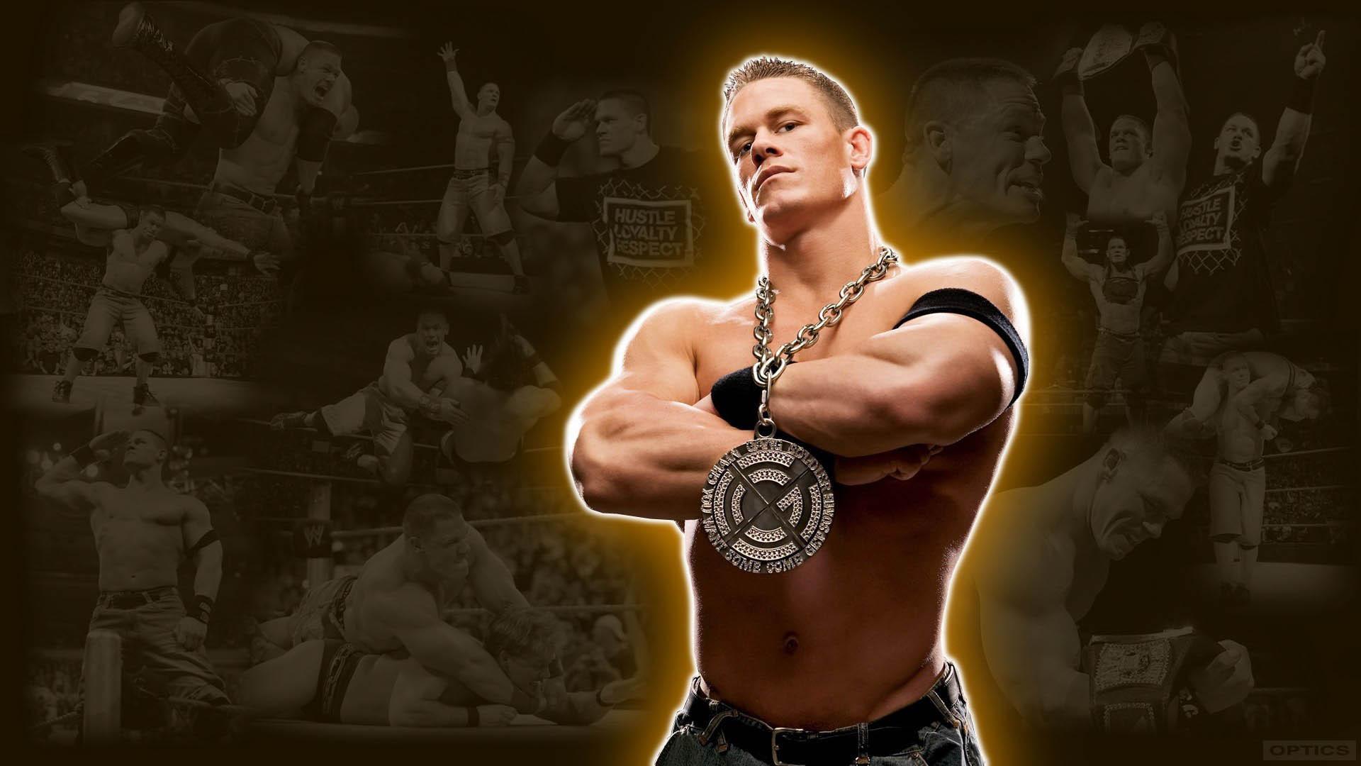 John Cena Background