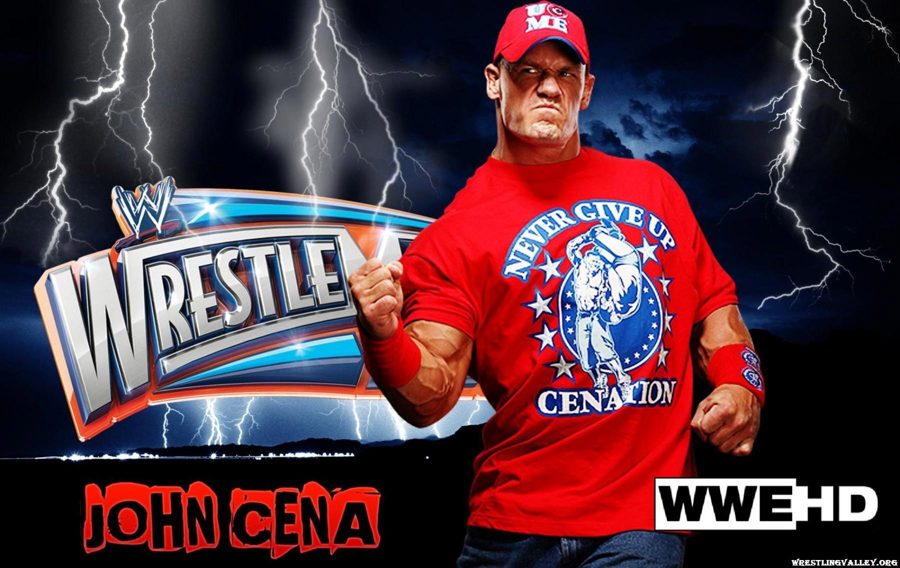 John Cena HD Background