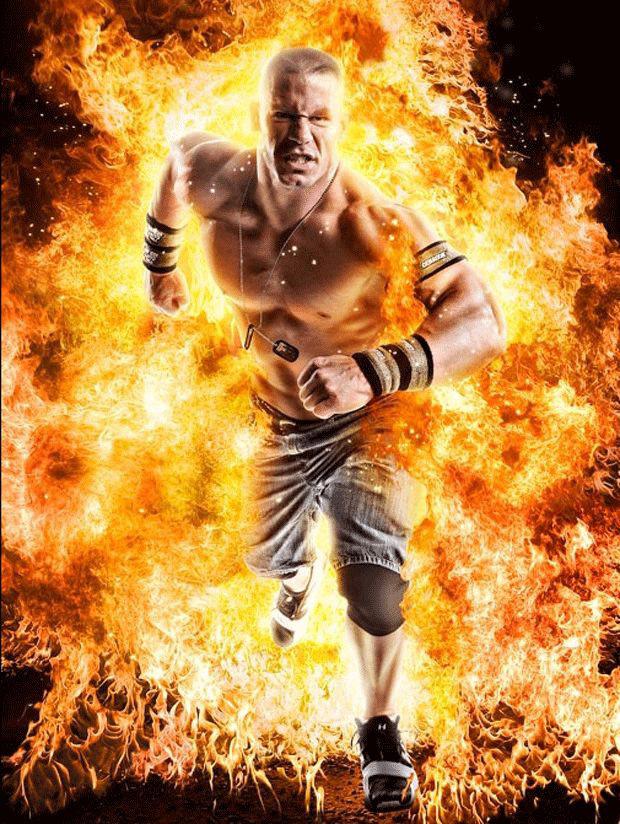 John Cena Iphone HD Wallpaper