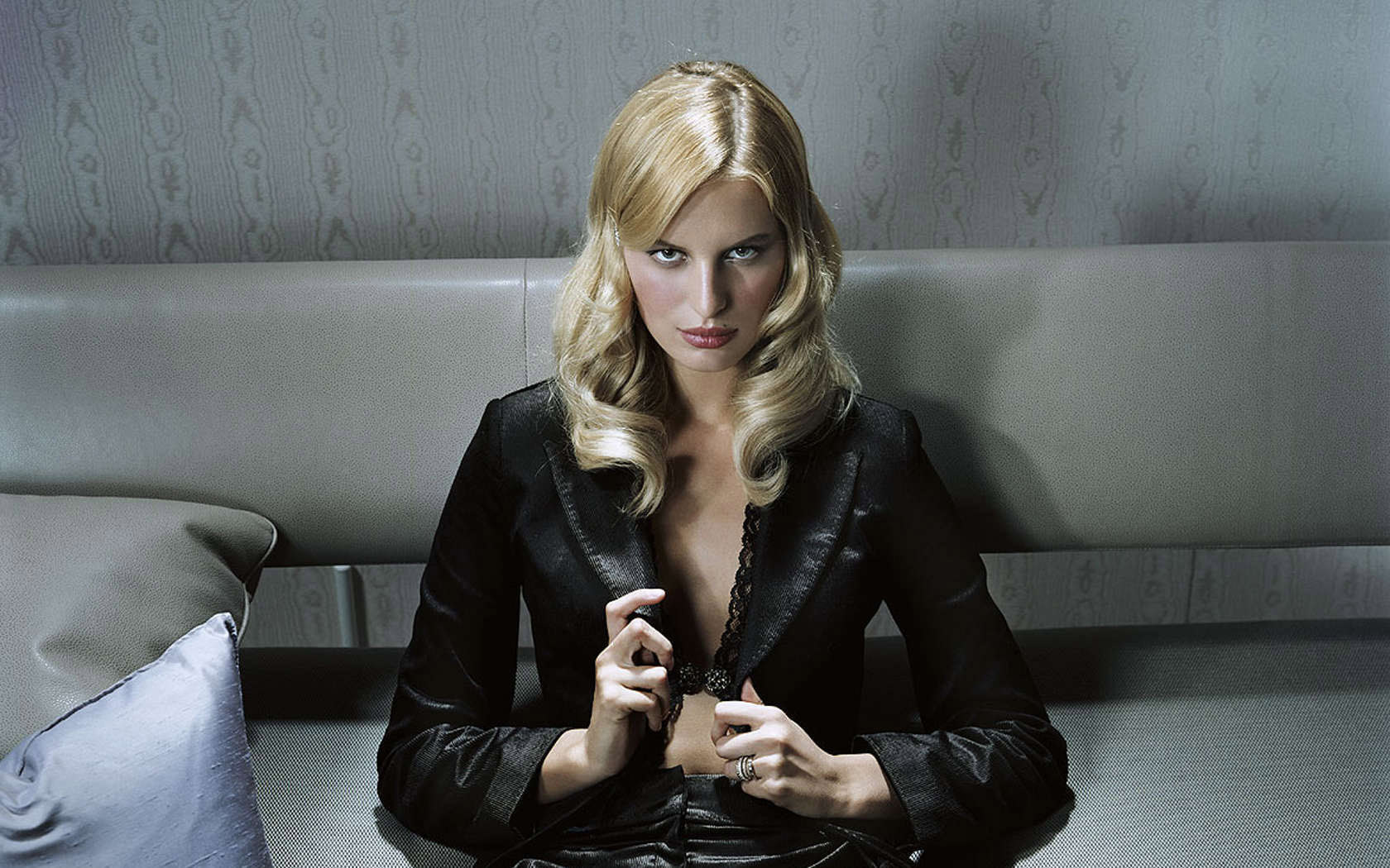 Karolina Kurkova Desktop Wallpaper
