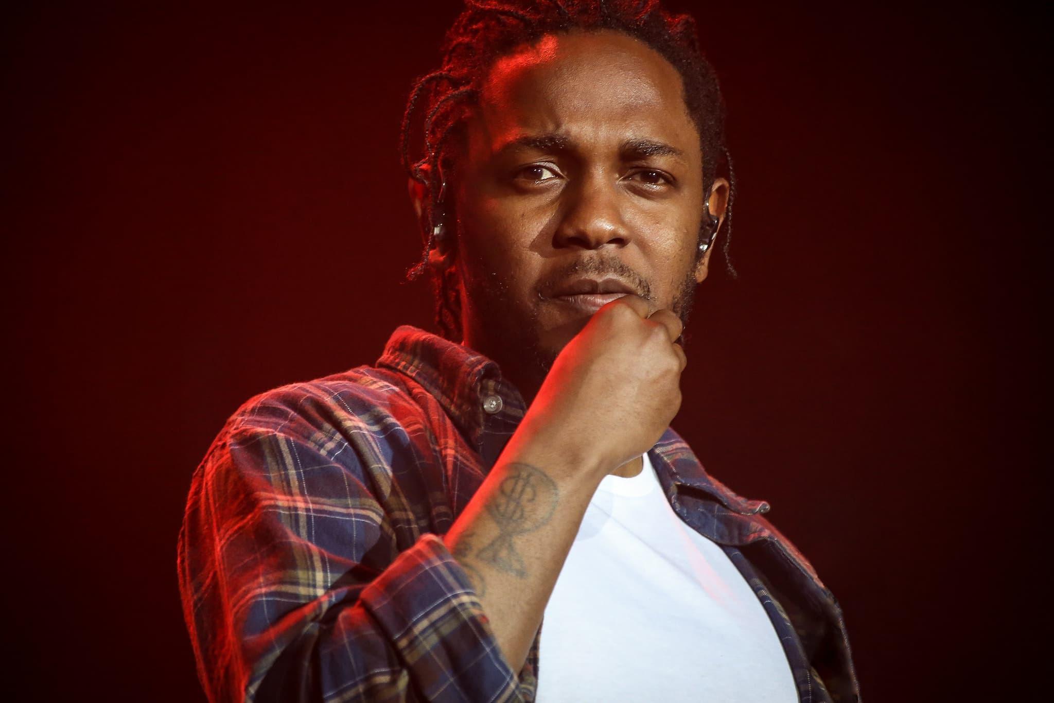 Kendrick Lamar Computer Wallpaper