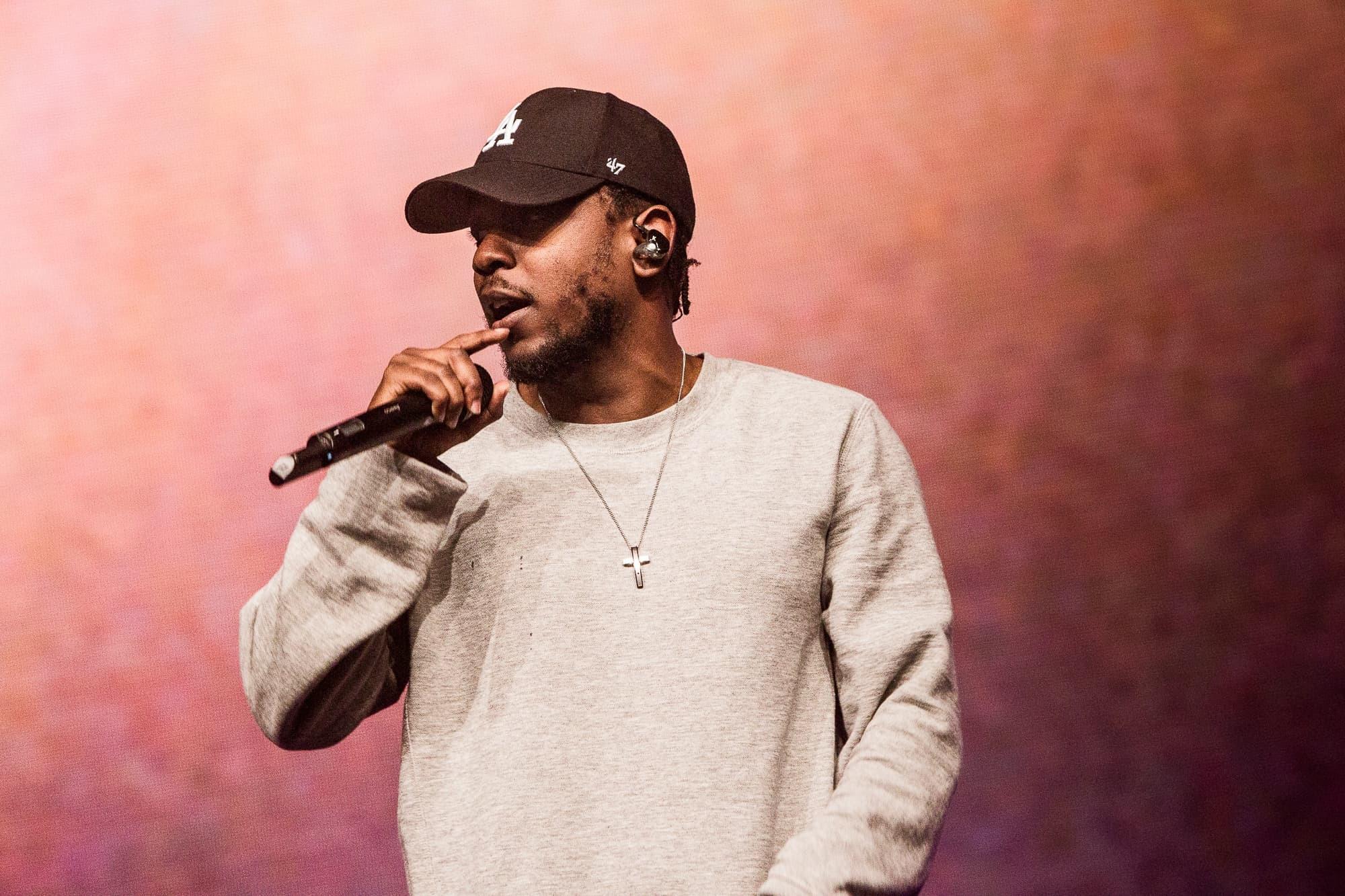 Kendrick Lamar HD Desktop