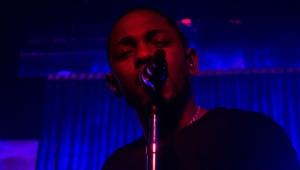 Kendrick Lamar HD Wallpaper